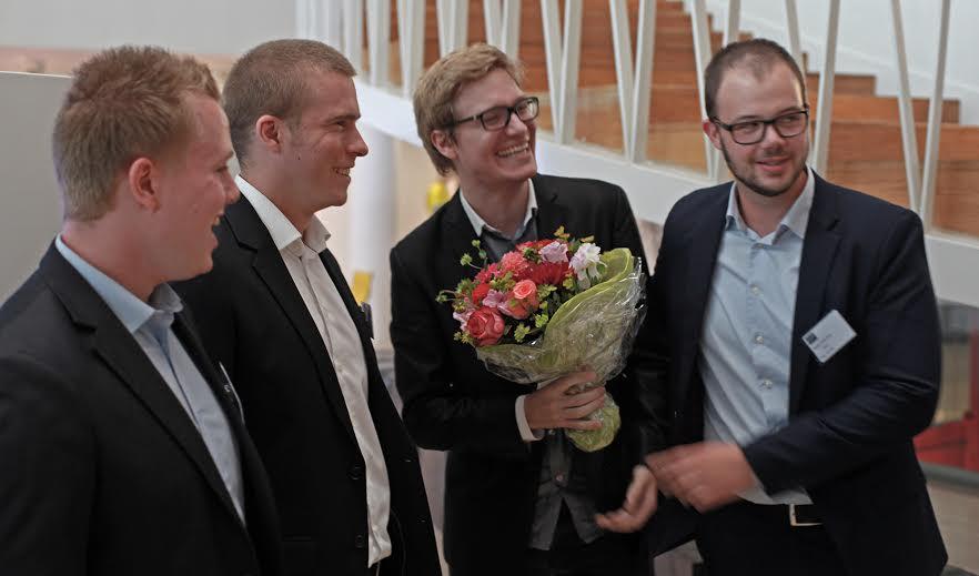 Interview med Guldæg vinderne fra Velocatr