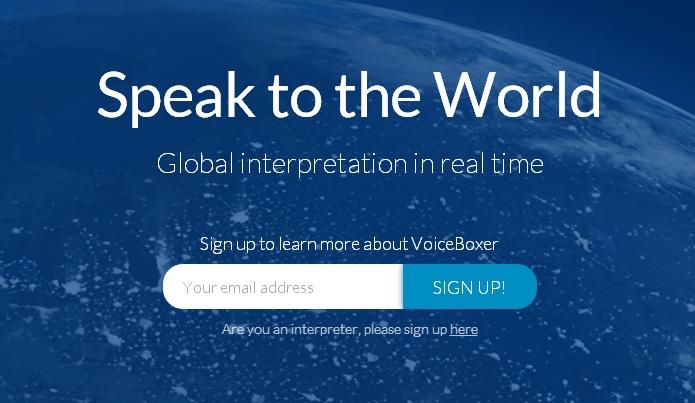 Med VoiceBoxer taler vi det samme sprog