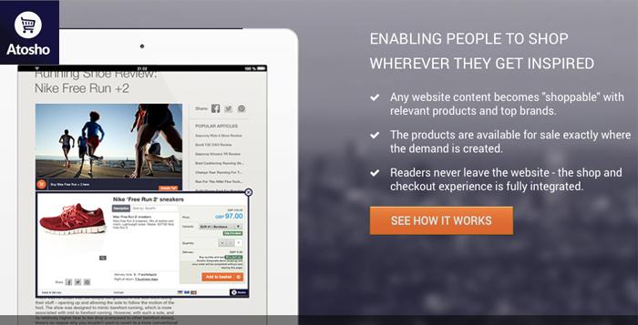 Atosho bindeledet for e-commerce