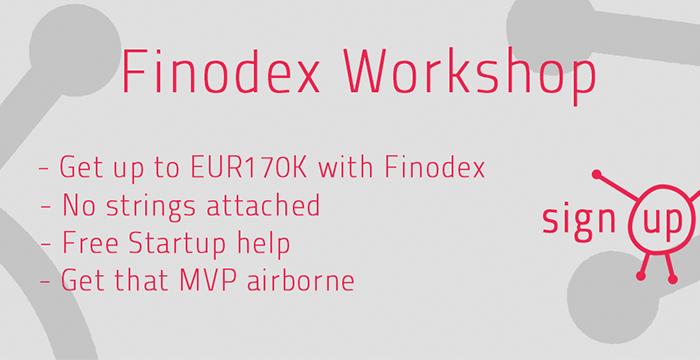 Workshop: Lær hvordan du kan søge funding fra Finodex