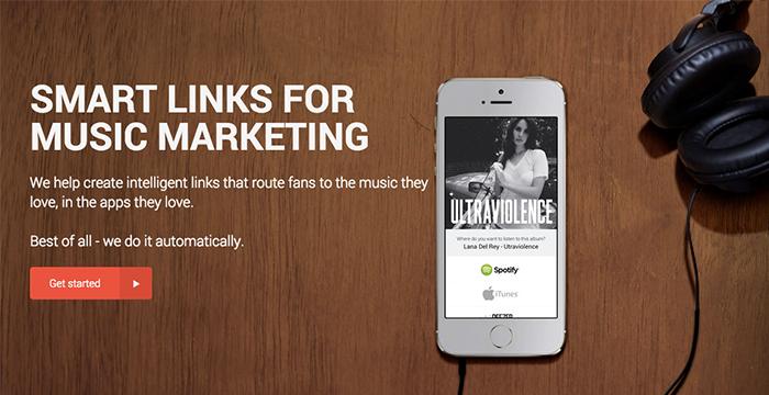 Linkfire går efter musikindustrien