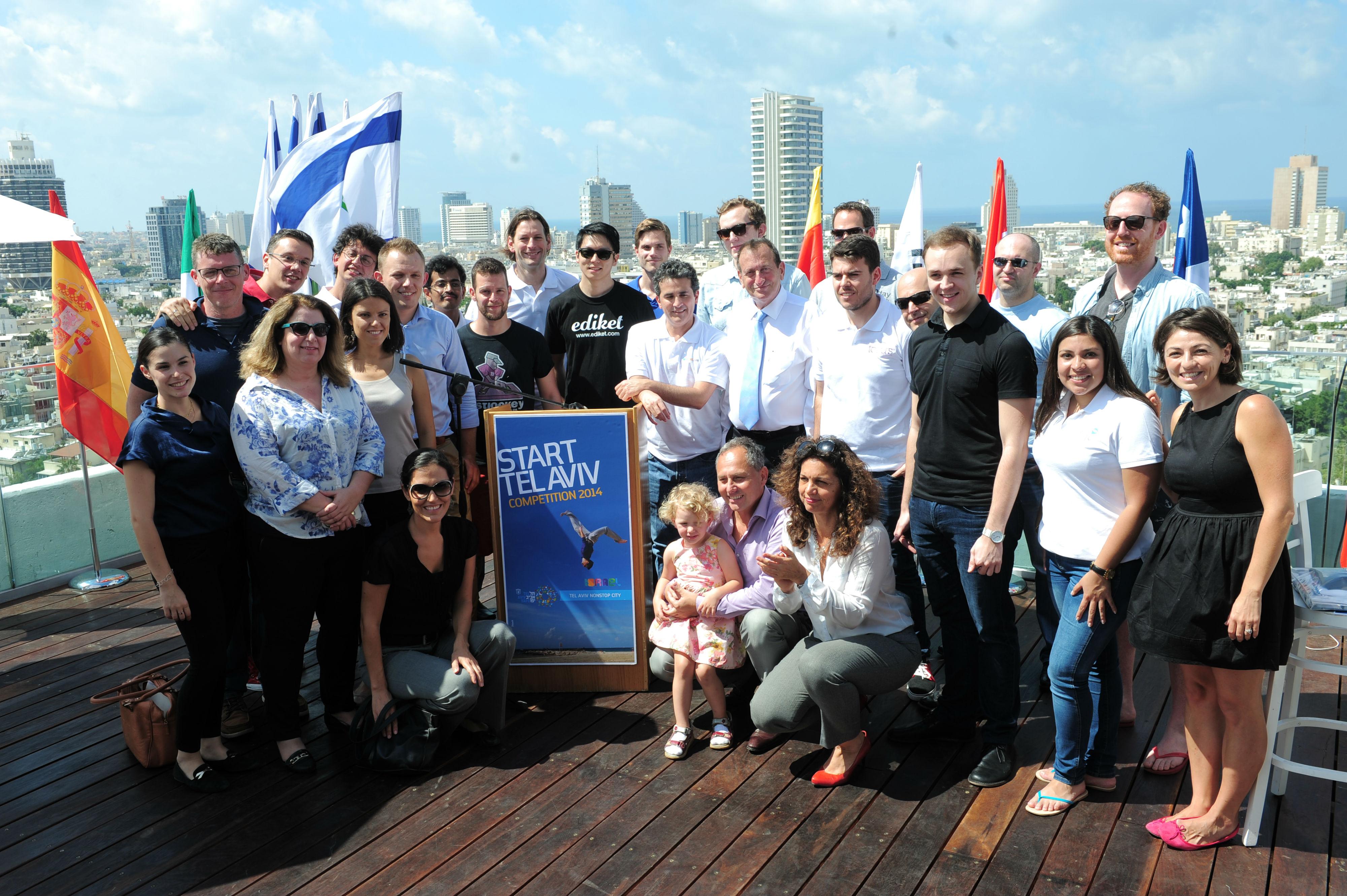 Besøg i Tel Aviv: Startup-byen der aldrig sover