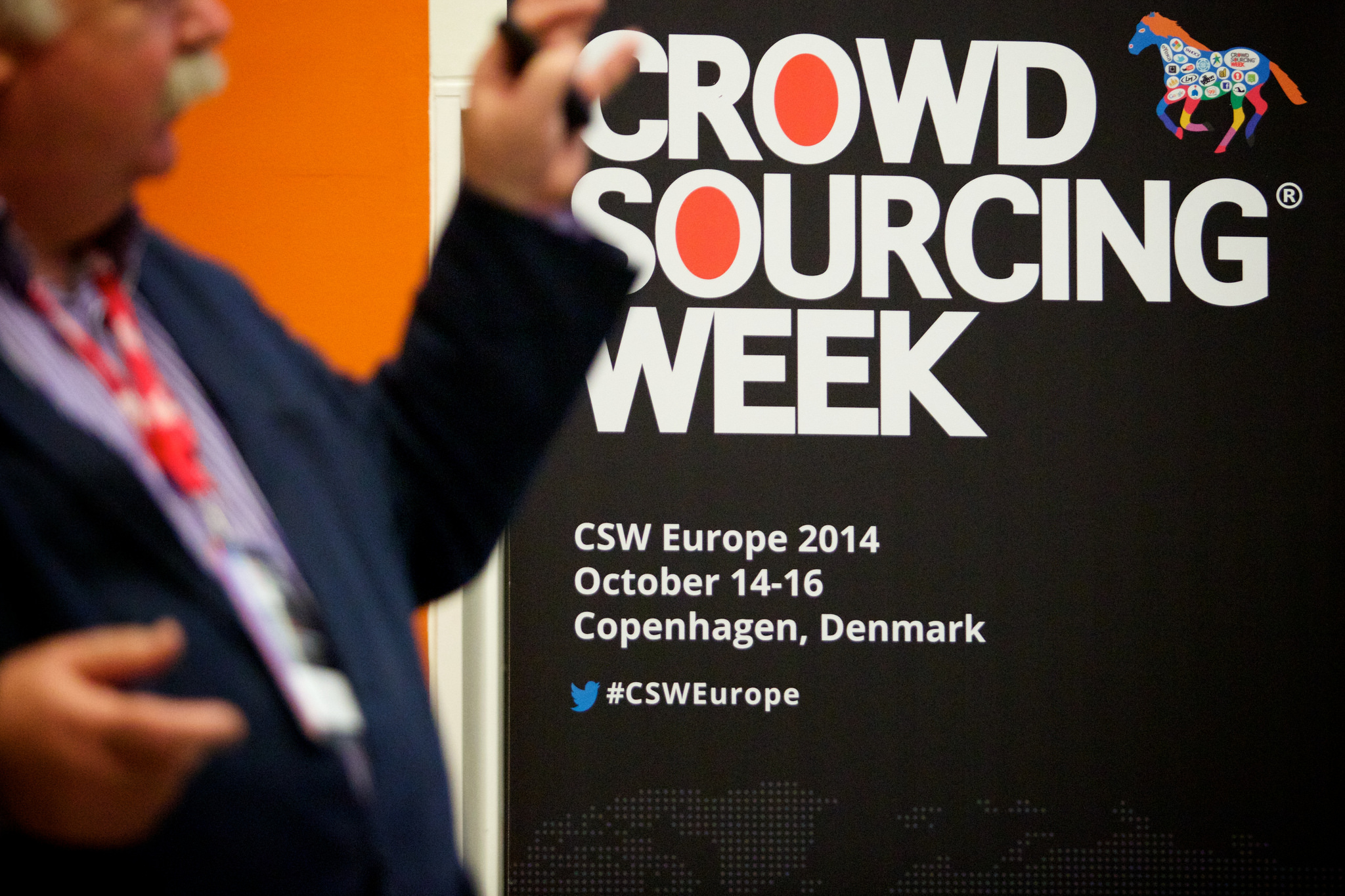 Crowdsourcing Week: Human-centered design er nøglen til godt software