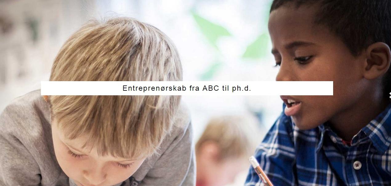 Iværksætteriet trives i folkeskolen