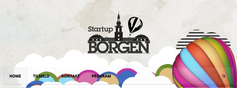 Deltag i Startup Borgen 2014 denne weekend
