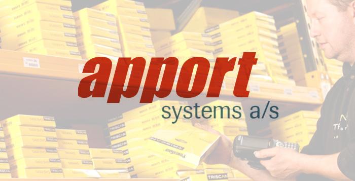 E-handel og logistik går hånd i håndApport Systems lancerer nyt produkt