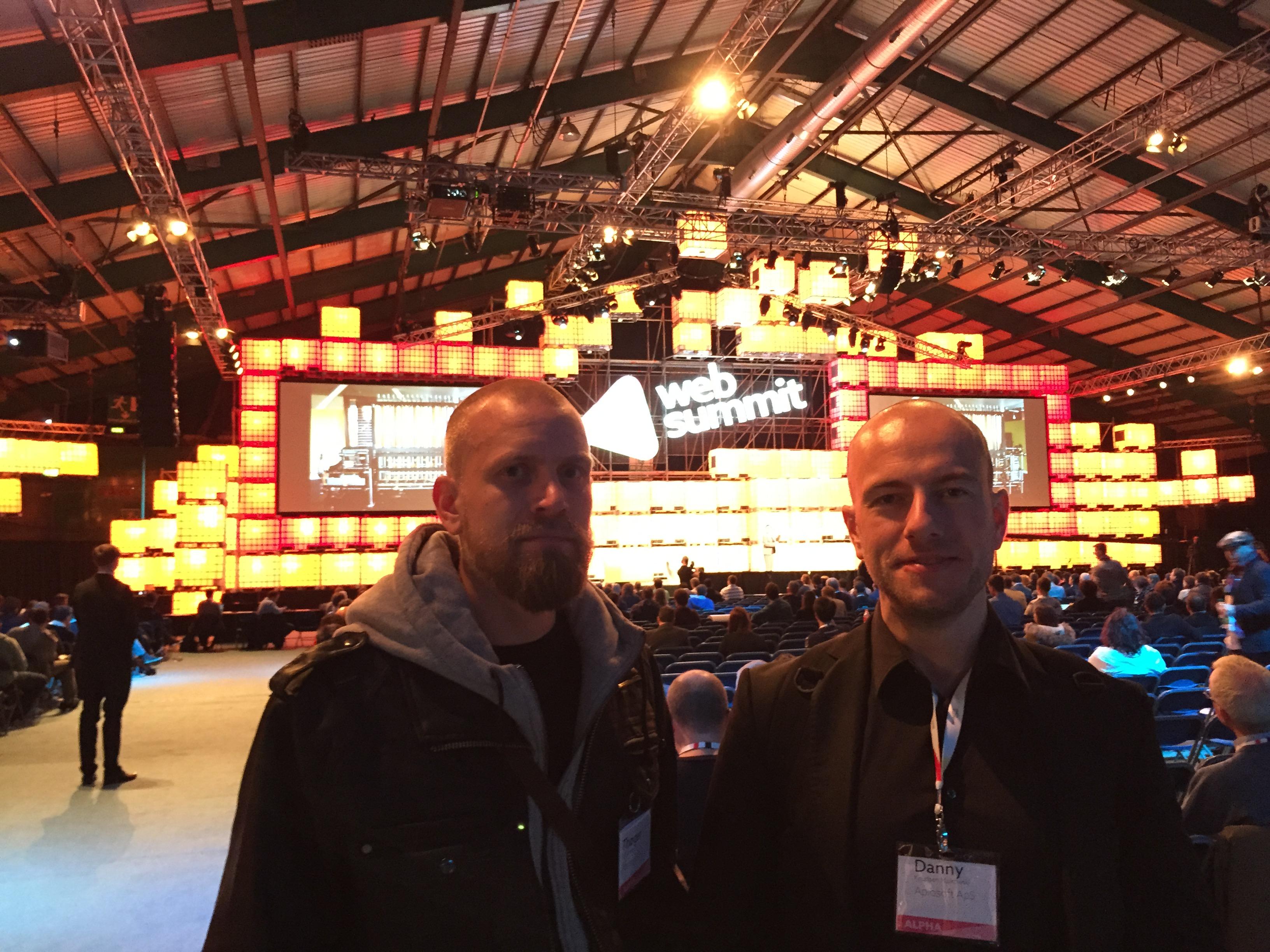 Følg med Apiosoft tre dage til Web Summit i Dublin