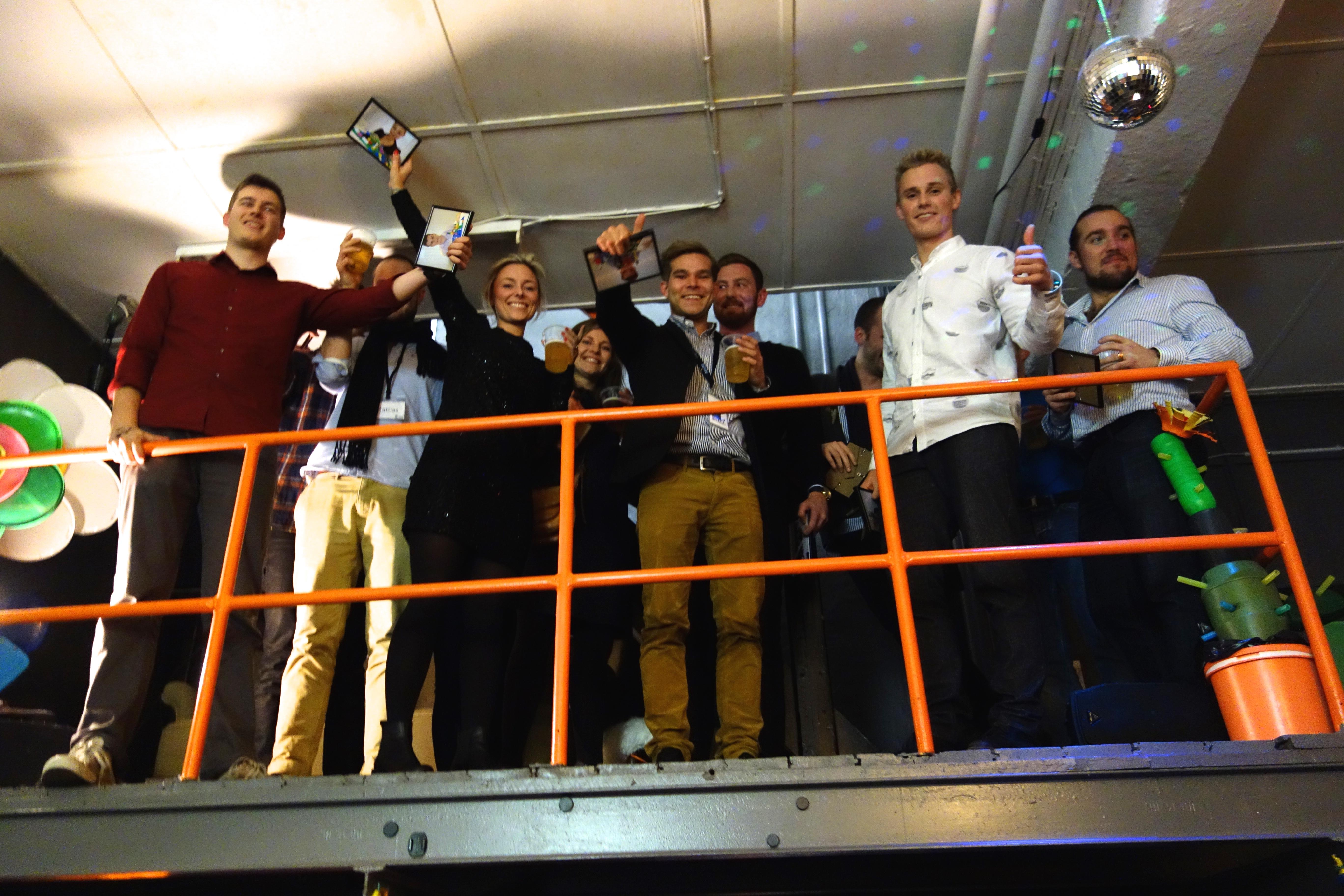 Anders Cederholm fra Artboost vinder Årets STARTUP BUZZ