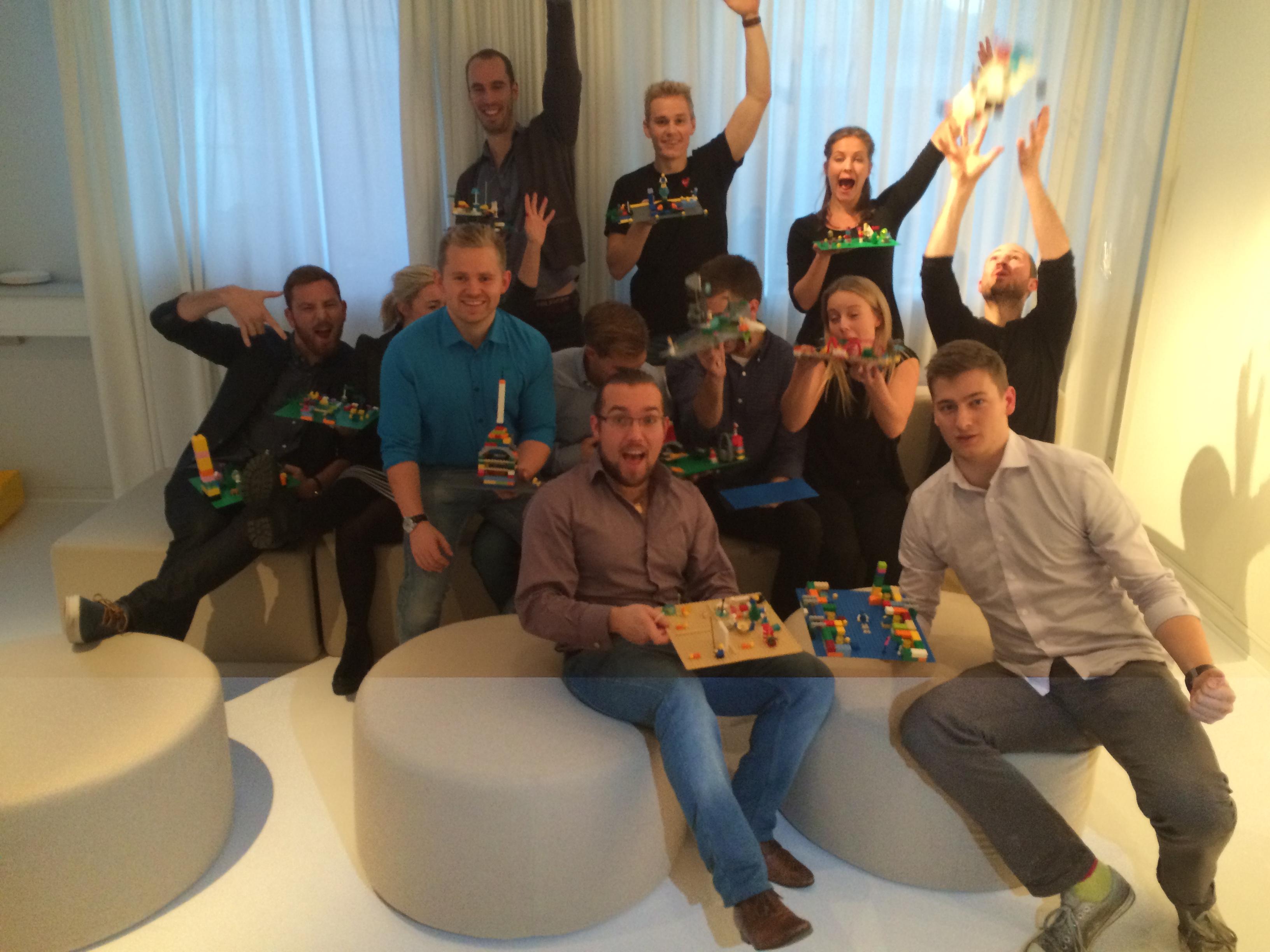 STARTUP BUZZen #5 – Strategi og LEGO