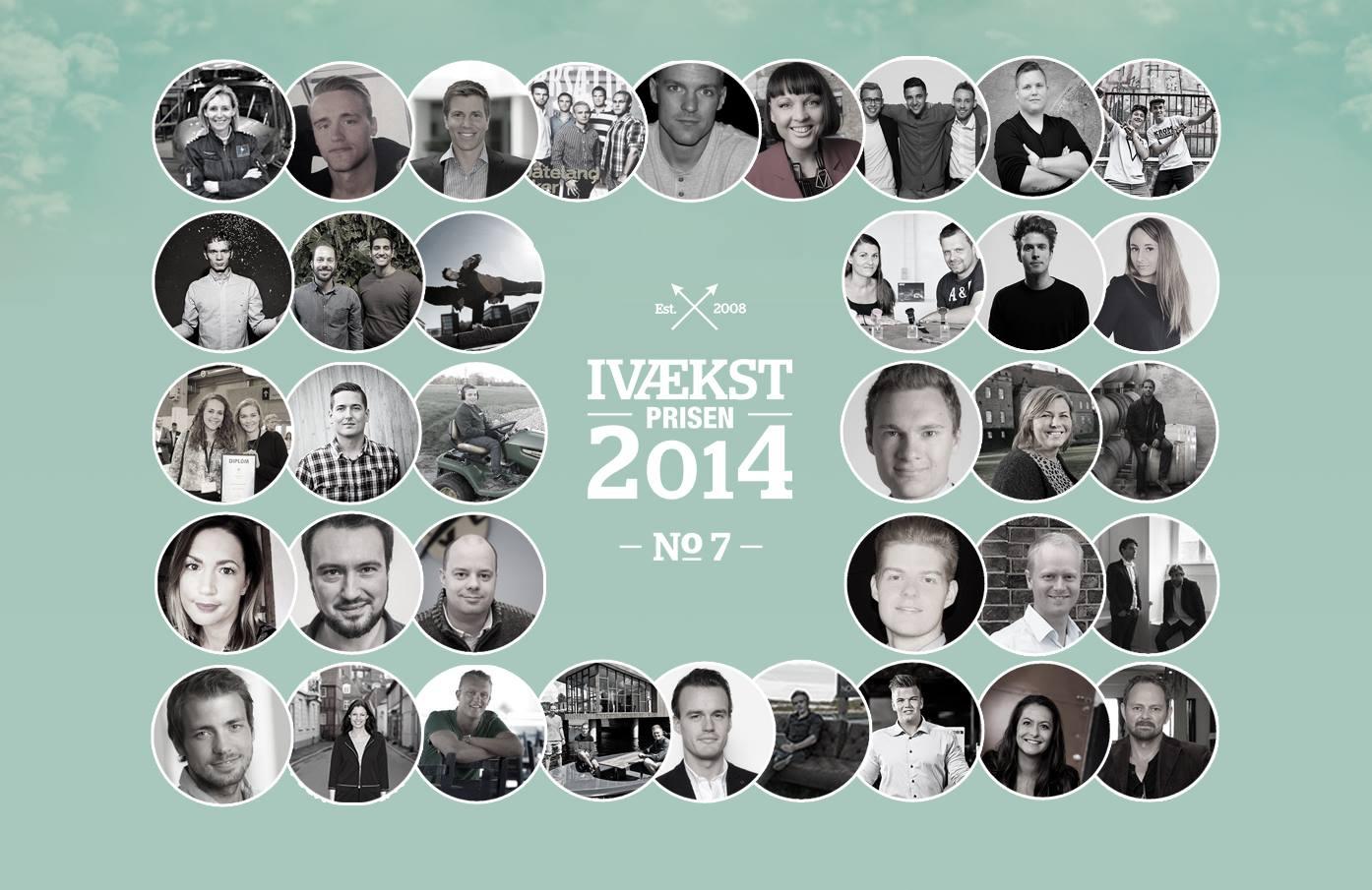Danske startups kan løbe med IVÆKSTpriserne 2014