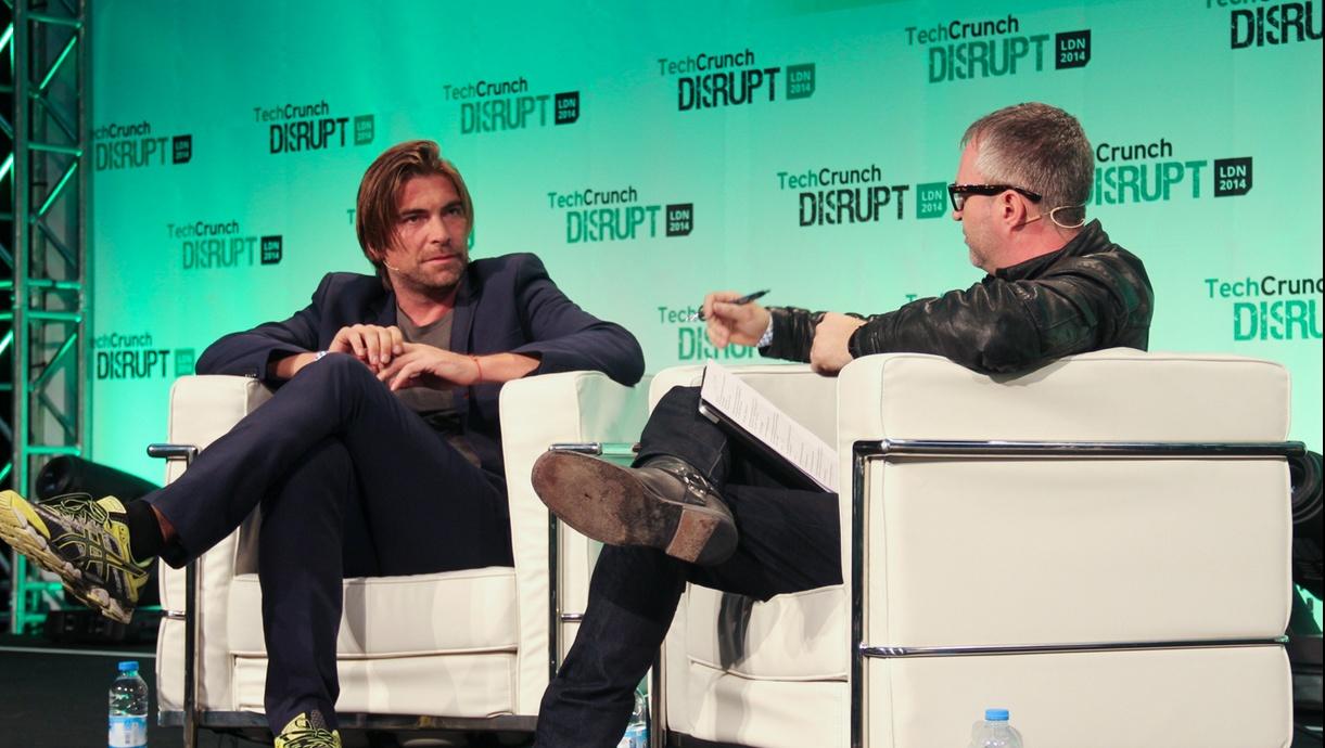 Video: Morten Lund og Mikkel Svane til TC Disrupt i London
