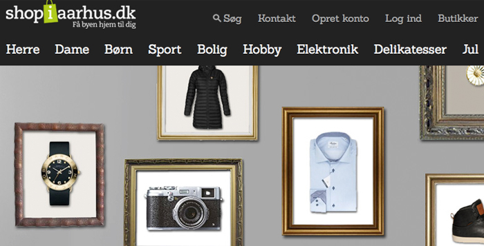 Forrygende start for city webshoppen shopiaarhus.dk