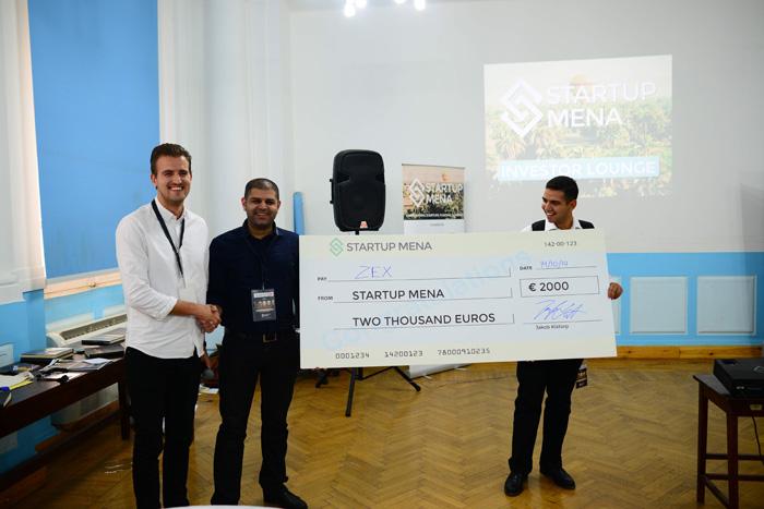 StartupMENA-Zex_winner
