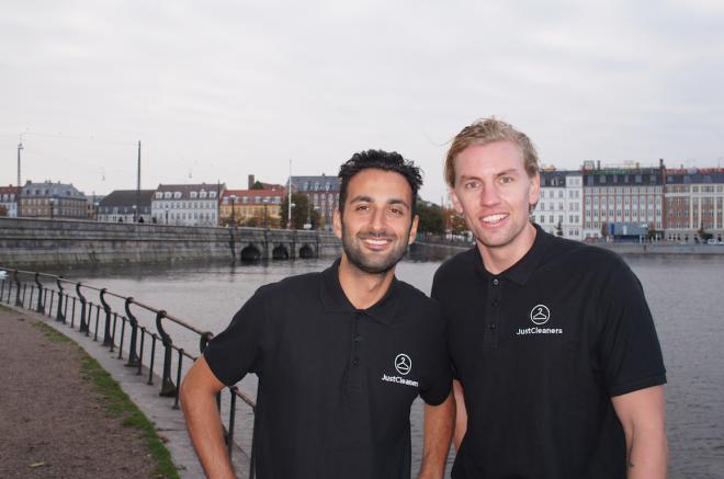 JustCleaners prikker til konkurrencen på det københavnske renserimarked