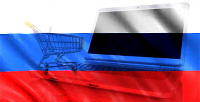 E-handel er steget med 30 procent i Rusland
