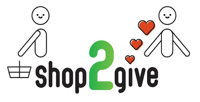 Shop2Give kombinerer shopping og velgørenhed