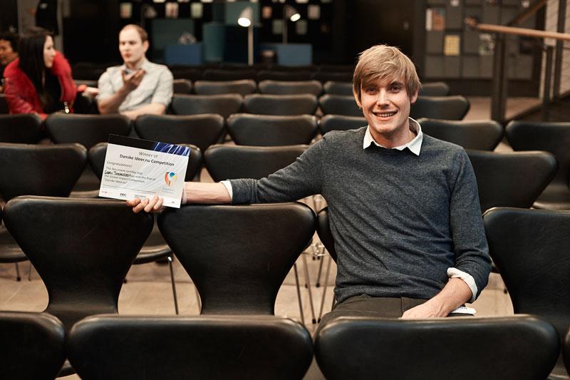 Livestream Danske Ideer 15 fra DARE2mansion