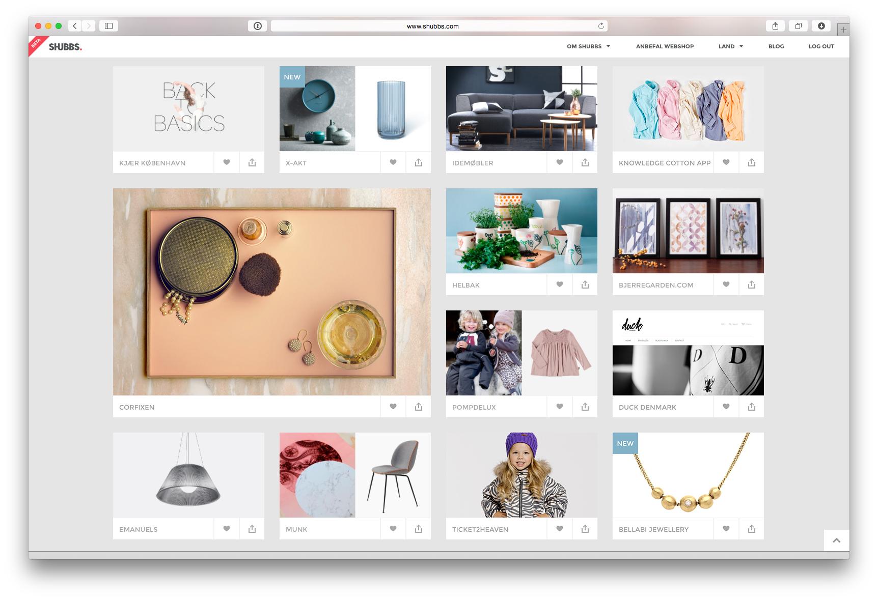 Ny platform danner overblik over udvalget af netbutikker