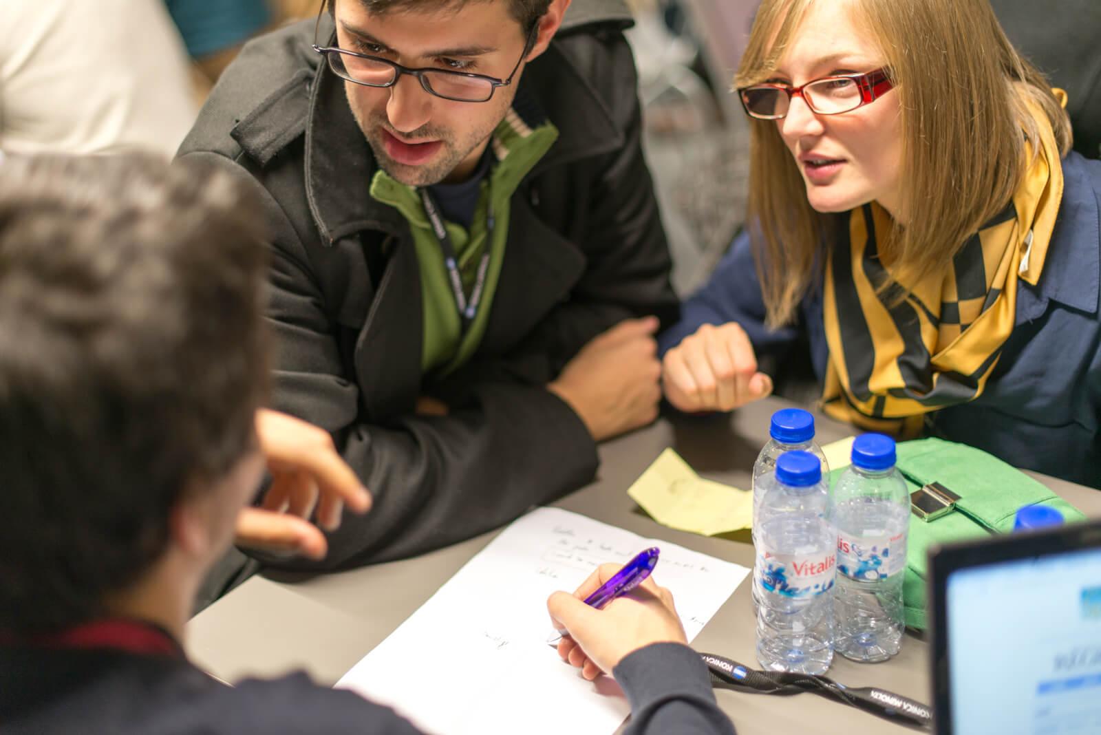 Startuppet Ideanote: Danskernes ideer skal løse flygtningekrisen