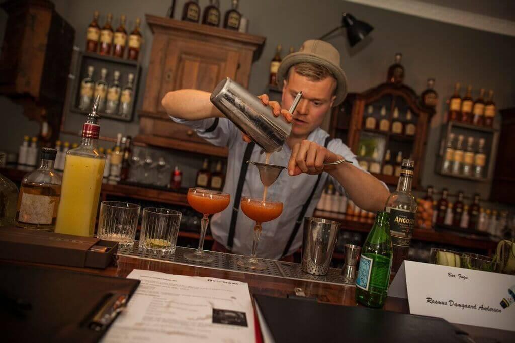 Fra intimt cocktailkursus til den fulde event – GetBartender.com vil det hele