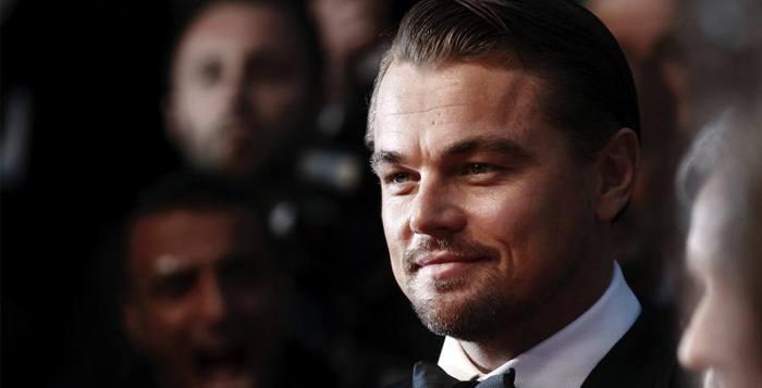 Leonardo Dicaprio vinder Oscar og taler for en grønnere fremtid