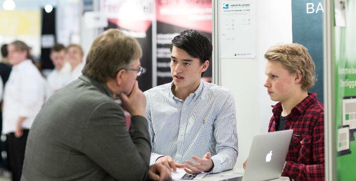 Unge, danske iværksætterhåb mødtes i Odense