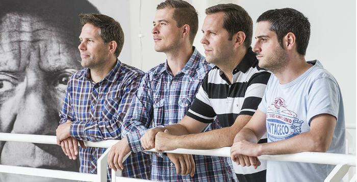 Ung dansk startup blev kontaktet af Amazon Inc.