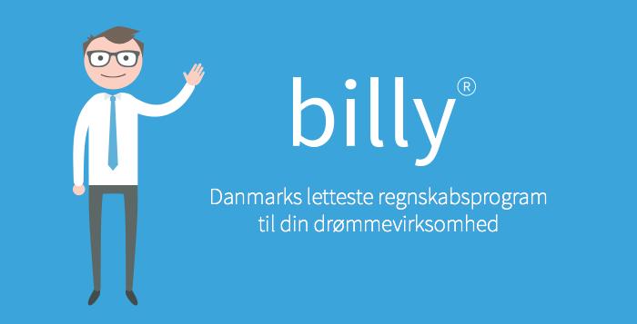 Billy udvider med nye samarbejder