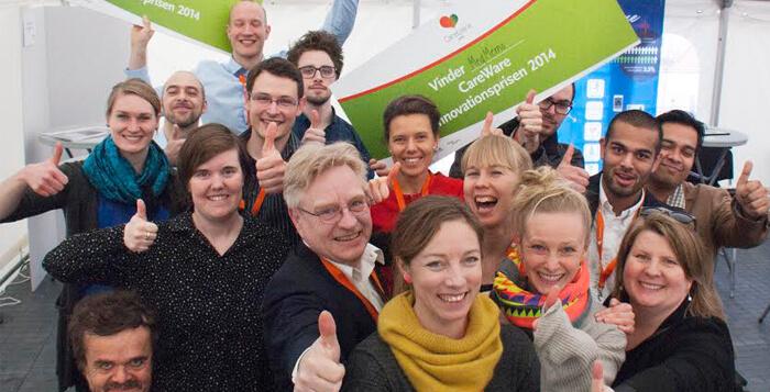 Careware 2016 uddeler velfortjent hæder til velfærdsiværksættere