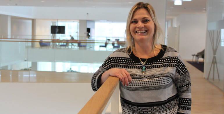 Anette Nørgaard fra Microsoft: Mit netværk blev min redning