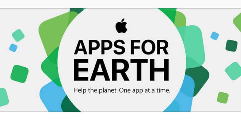 Apple går grøn