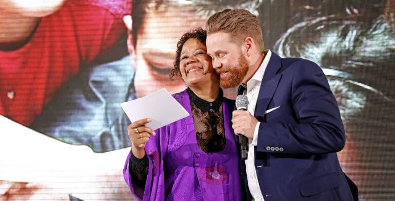 Labster og BeMyEyes vinder Danish Design Awards