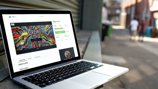 Artstarter - laptop