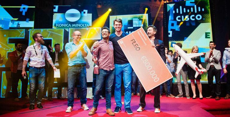 Pleo vinder igen på Pioneers Festival