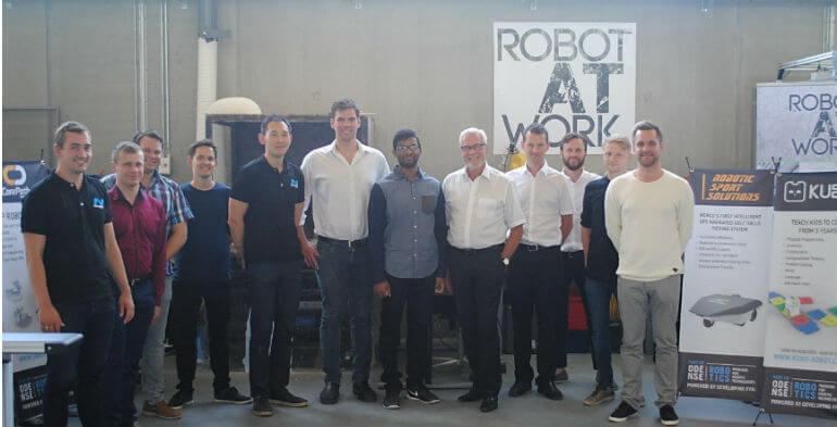 Robotcenter har udvalgt tre nye stjerneskud