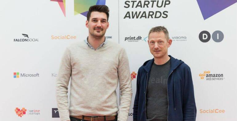Danske Realm.io bliver årets startup i hele Norden