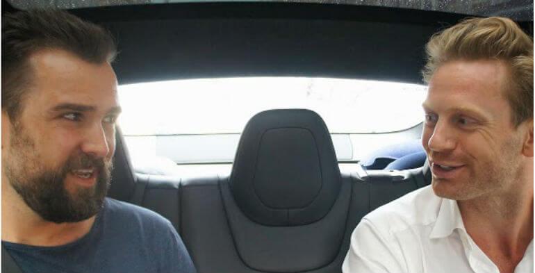Uber inviterede iværksættere på pitch-tur