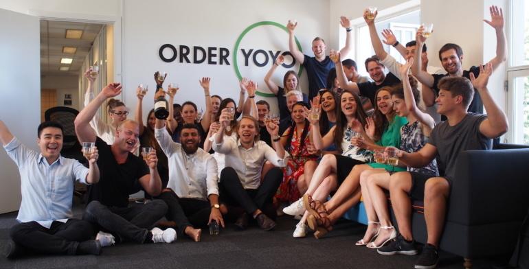OrderYoYo: Vokseværk uden ømme knogler