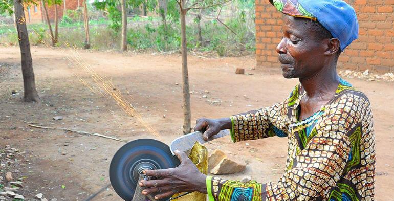 Iværksættere hjælper iværksættere i verdens fattigste land