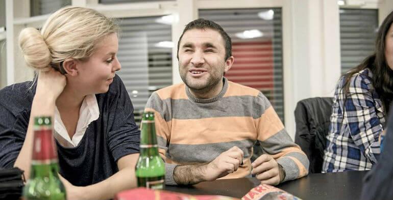 Blind iværksætter: Vi oversætter ikke kun sprog, men også kulturen bag