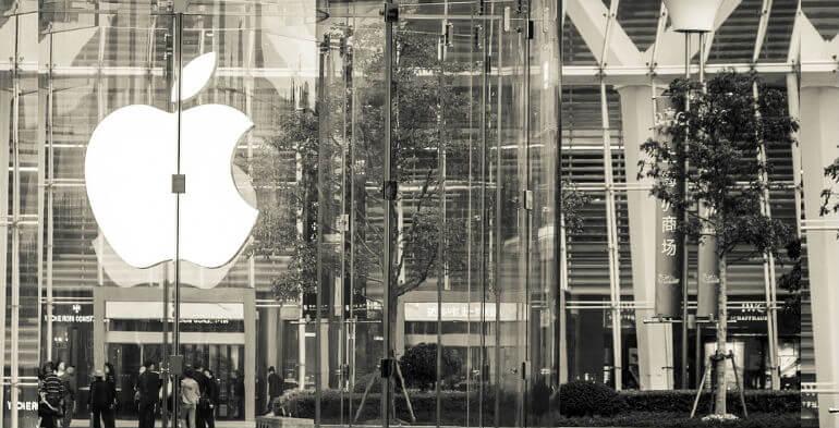 Apple køber iværksættervirksomhed for over én milliard dollars