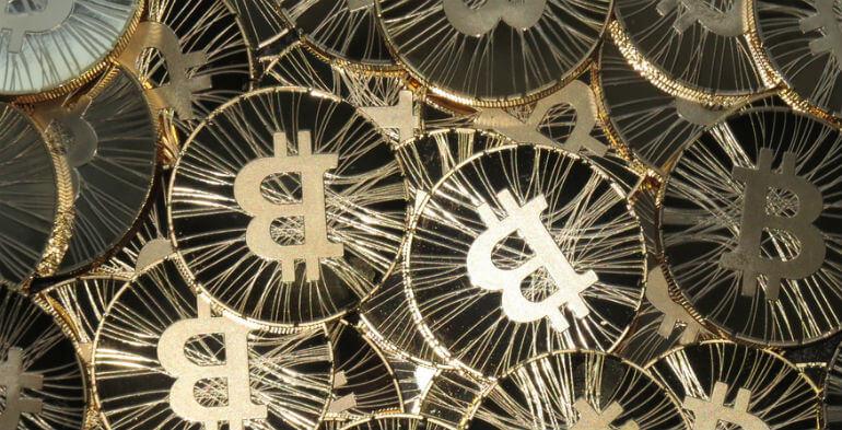 Bitcoin tager kraftigt fald efter milliontyveri på Bitfinex