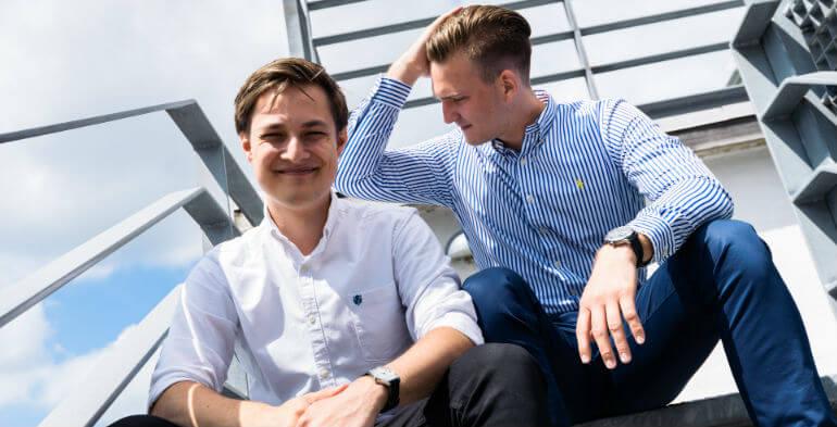 To danske iværksættere er i høj kurs hos Facebook