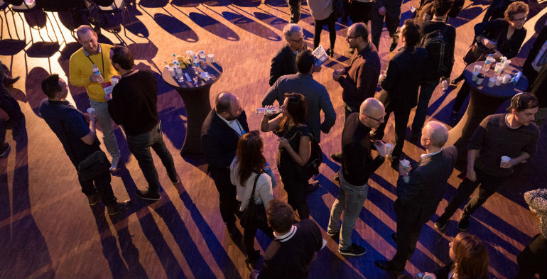 Rainmaking Summit viser vejen til venskab mellem startup og corporate