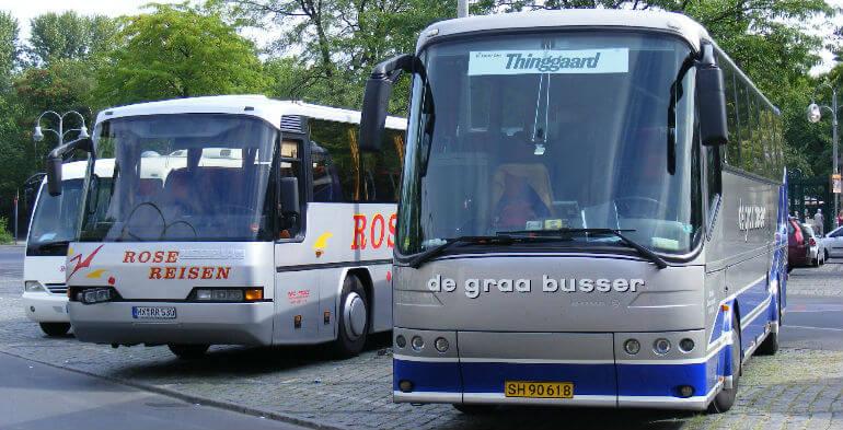 Dansk startup indkasserer millionstøtte til at forny busbranchen