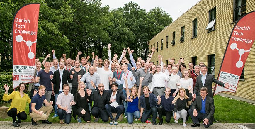 Tyve startups er udvalgt til årets Danish Tech Challenge