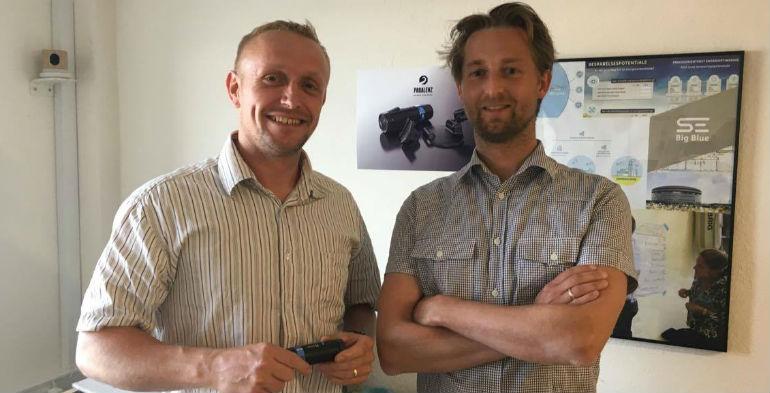 Dansk dykkerkamera henter en halv million på rekordtid via Kickstarter