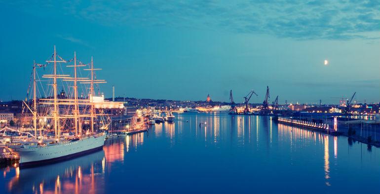 Et stærkt felt af grønne startups er klar til kamp i Gøteborg