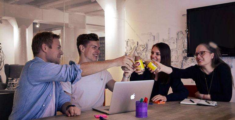 Startup-stafet #4: Hele idéen er, at vores navn skal vække fantasien