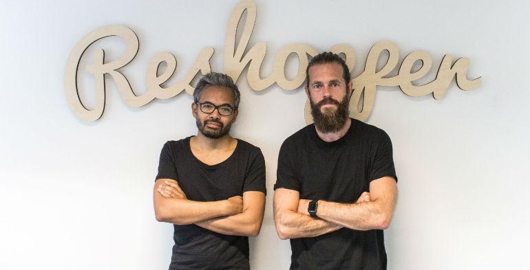 Stor succes tvinger Reshopper-stiftere til at sælge singleplatform